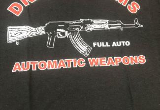 Dragonman's Long Sleeve AK-47
