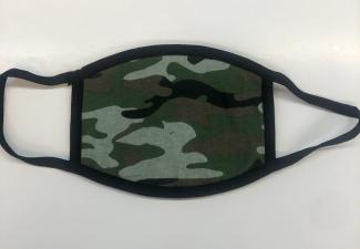 Dragonman Camo Mask